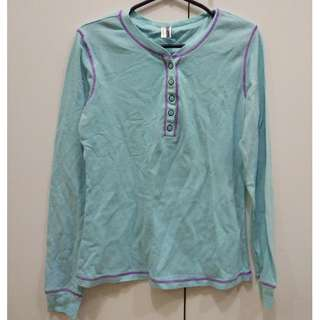 Kenneth Cole Light Blue Sweater