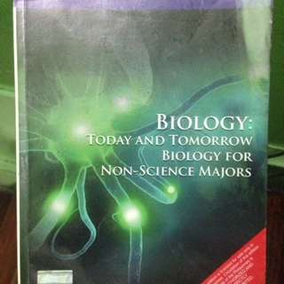 BIOLOGY: Today and Tomorrow