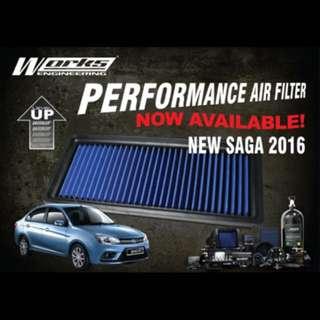 Air Filter - Saga 2016