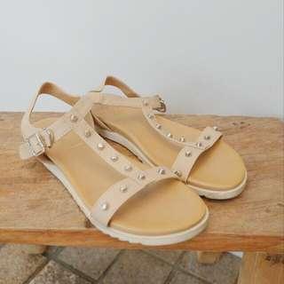SoFab Studded Sandals