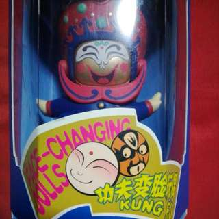 Sichuan Face Changing Toy