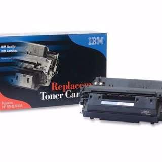 HP Toner Cartridge by IBM
