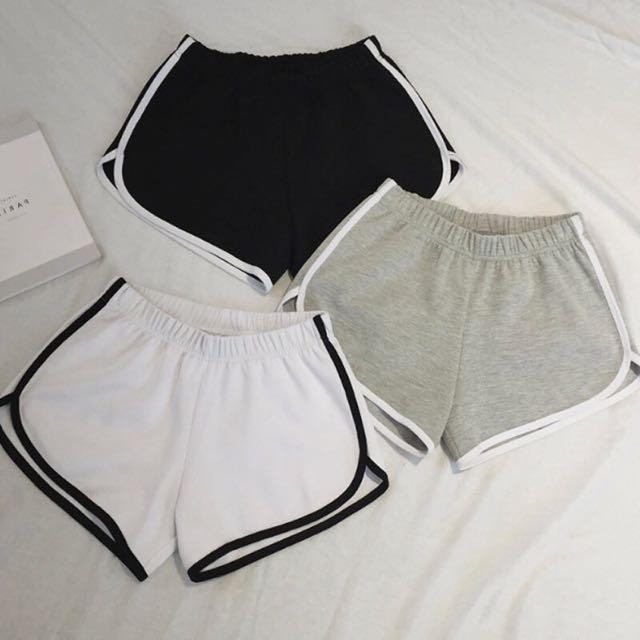 夏日運動棉褲