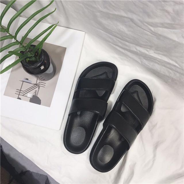 夏日百搭涼拖鞋