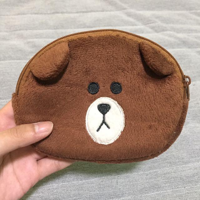熊熊卡片零錢包