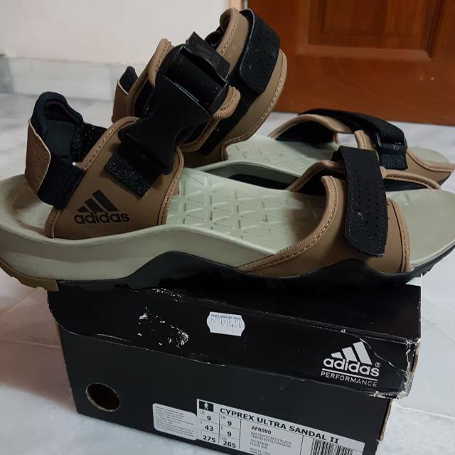 new style 127e0 7ab43 Adidas Cyprex Ultra Sandal II, Mens Fashion on Carousell