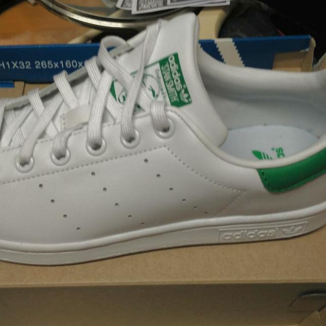sale retailer 31d2d f8f7d Adidas Stan Smith - Green 38 (Girl)