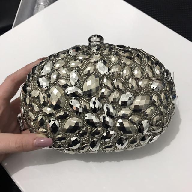 Armani Exchange Clutch Bag