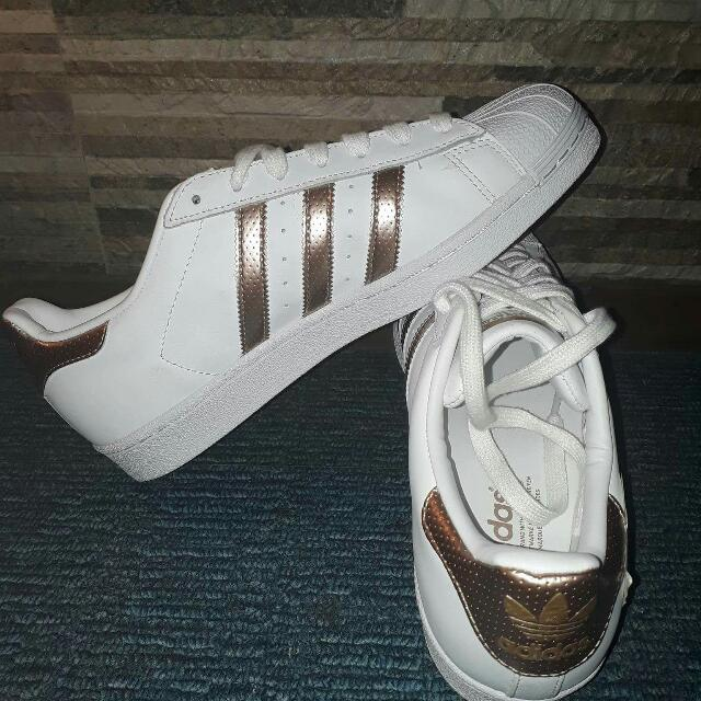 adidas superstar bronze