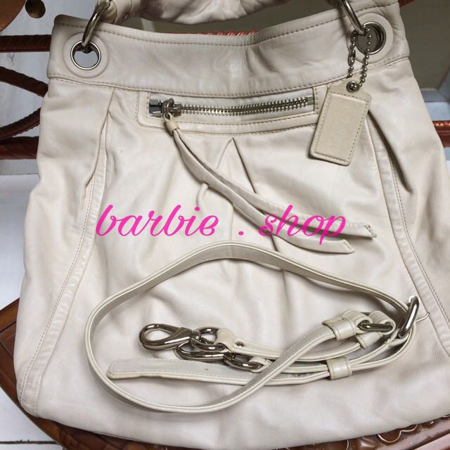 Authentic Coach Hobo Bag