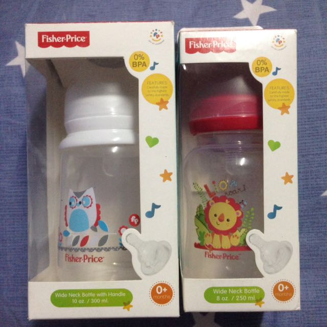 Fisher Price Baby Bottle