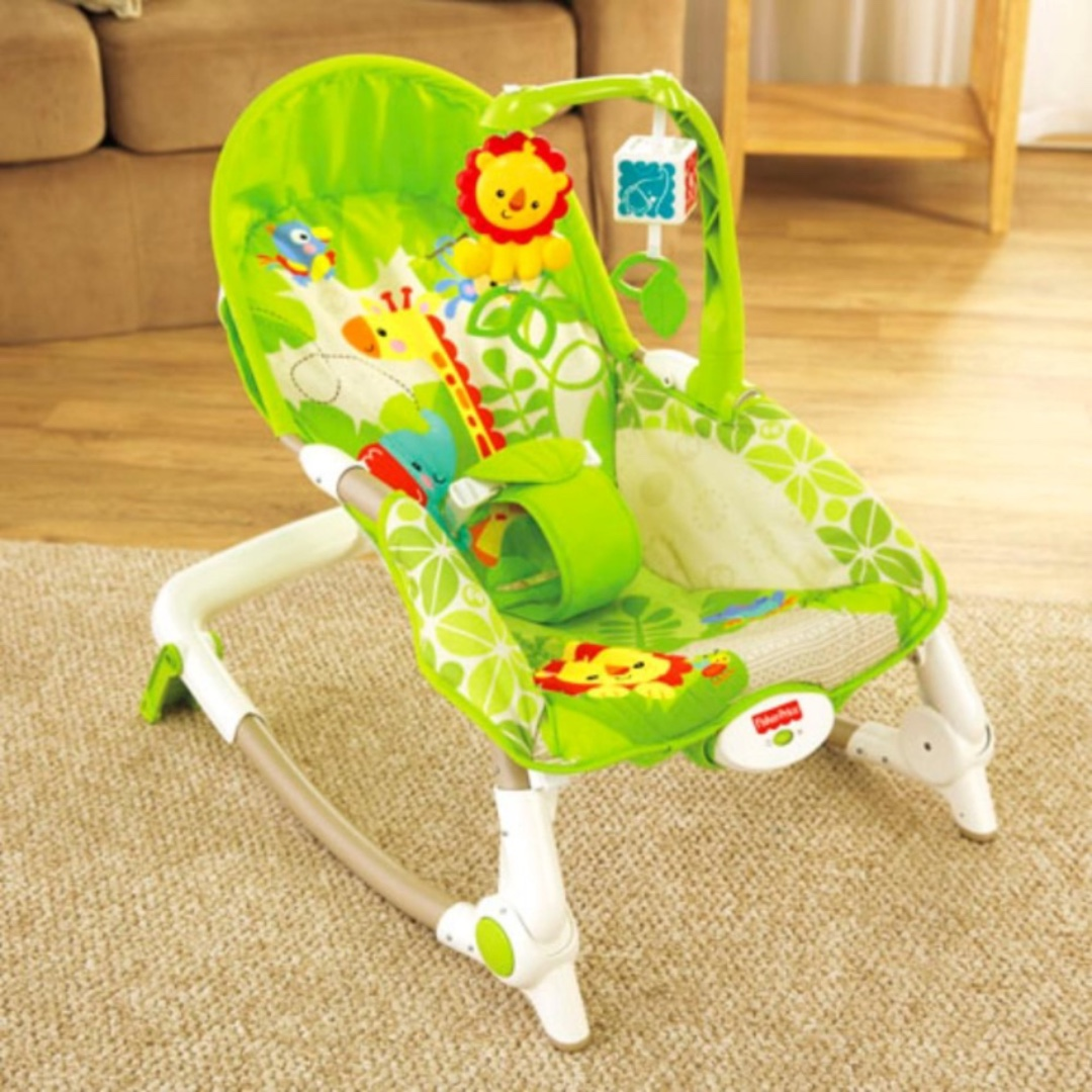 BABY ROCKER Fisher Price New Born To Toddler Rocker  ₱ 4,499.75 NOW FOR ONLY PHP 2,000 FREE DELIVERY