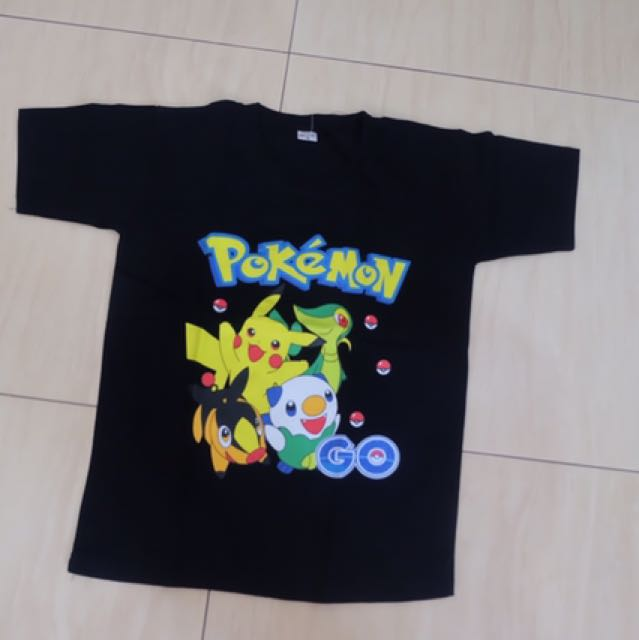 Baju Pokemon Anak