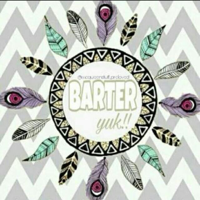 BARTER YU SAY.. 😊