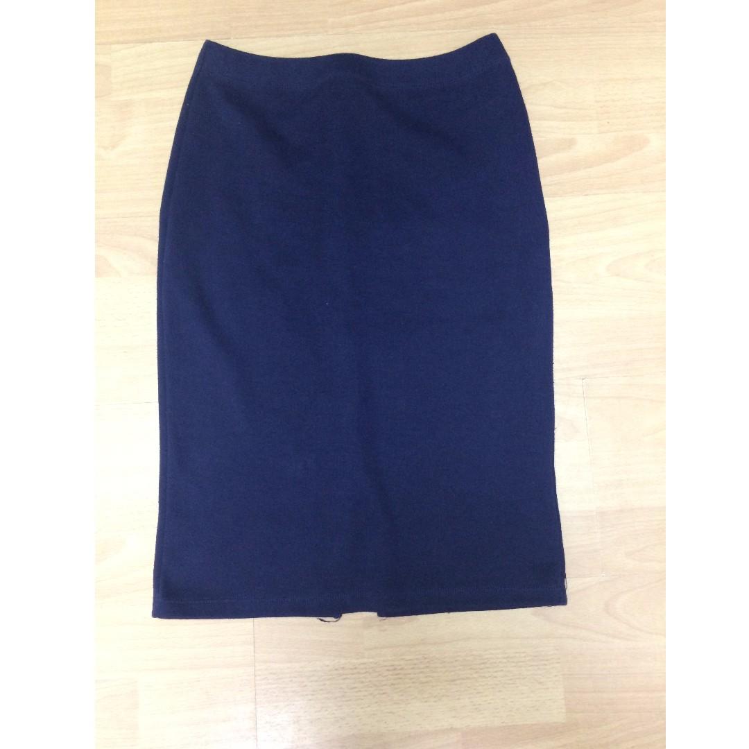 Bench Pencil Cut Skirt