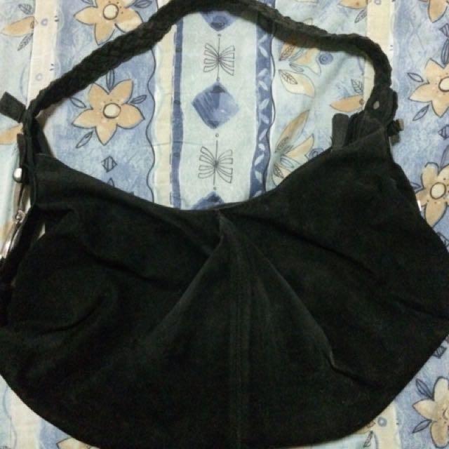 Black Lady Rustans Bag