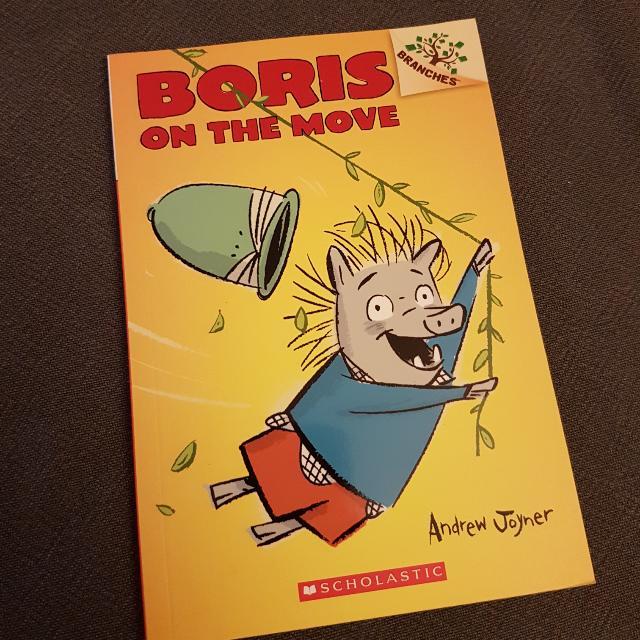 Boris On The Move (Andrew Joyner)