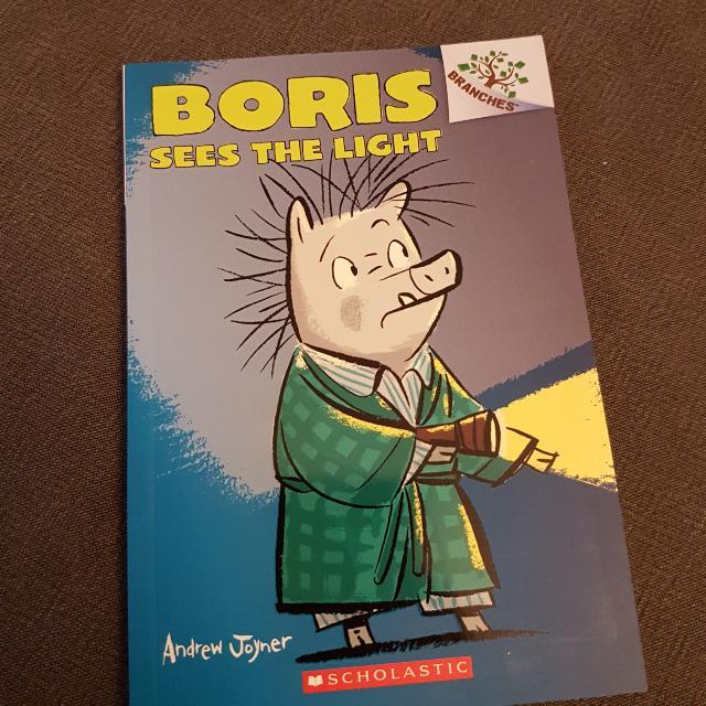 Boris Sees The Light (Andrew Joyner)