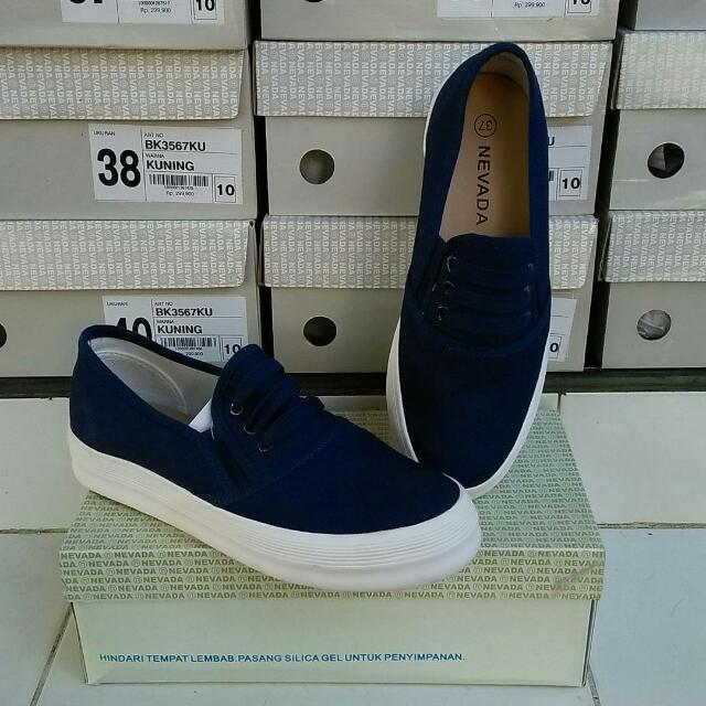 Gambar Brand Nevada Ori Free Ongkir Medan Fesyen Pria Sepatu ... 023996cc55