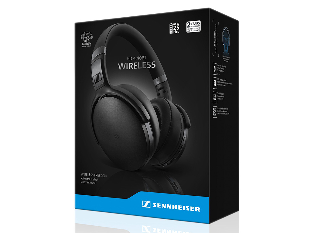 best authentic 750f4 d29b6 BRAND NEW SENNHEISER HD 4.40BT