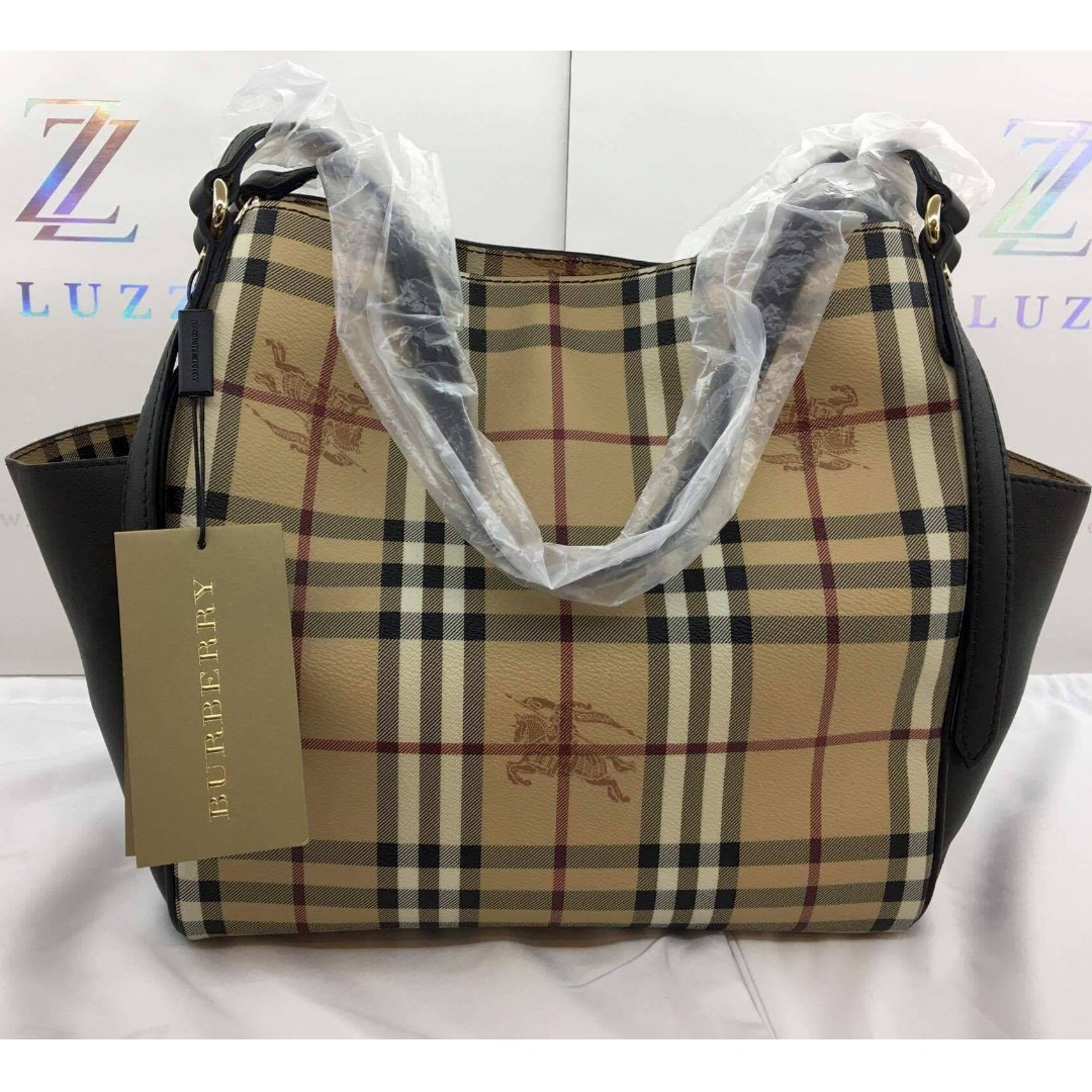 BURBERRY 40068311 LADIES LARGE LEATHER BAG BROWN (also available in ... 5a0cd1353c1c5
