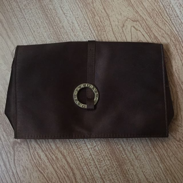 Bvlgari Pouch From Emirates