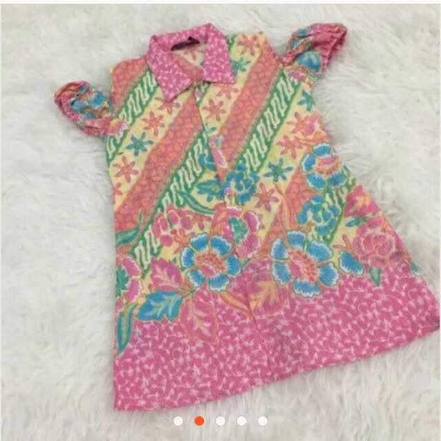 Candy Dress Batik (new)