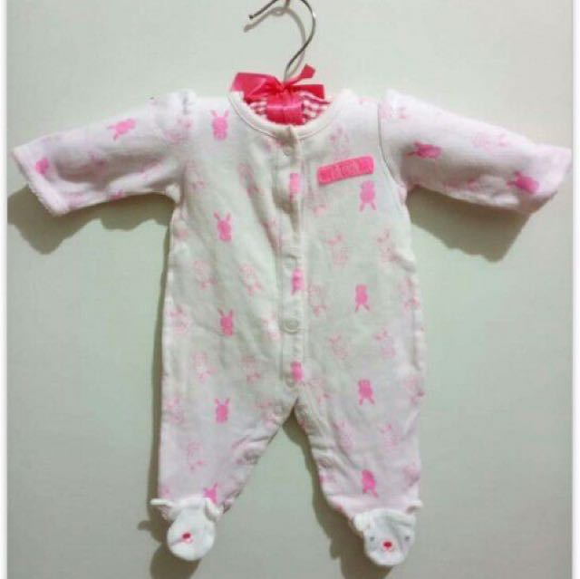 Carter's Frog Suit 0-3mos