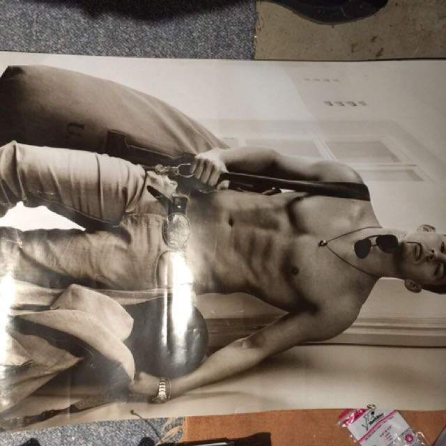 Channing Tatum Poster