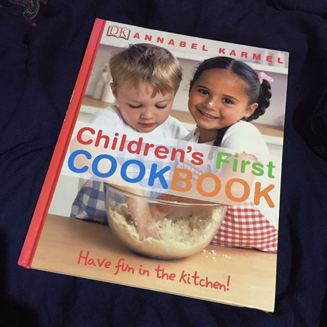 Repriced: Children's CookBook