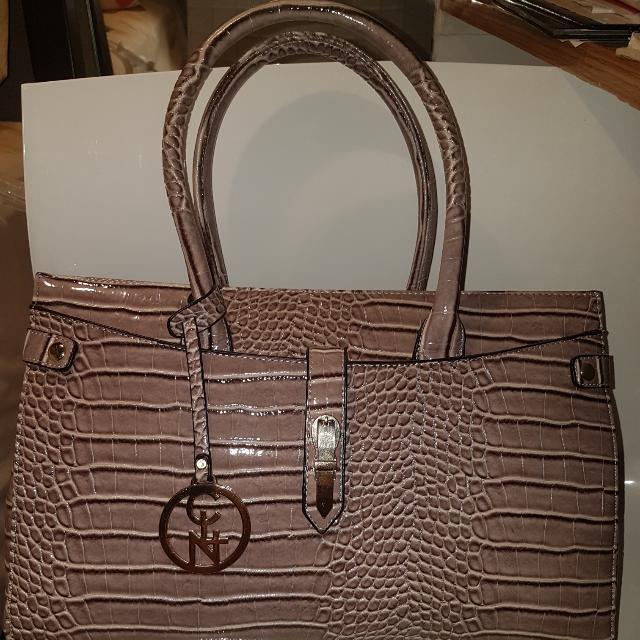 REPRICED!!! CLN Gray Doctor's Bag