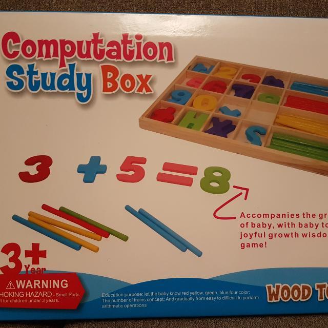 Computation Study Box
