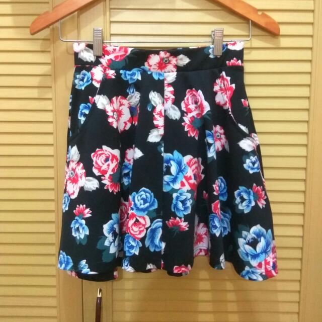 Cotton On Flare Skirt
