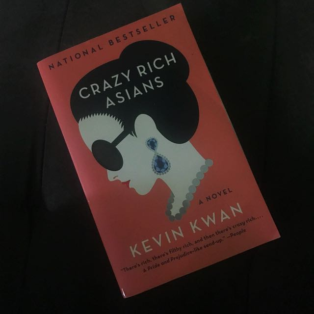 Crazy Rich Asians bu Kevin Kwan
