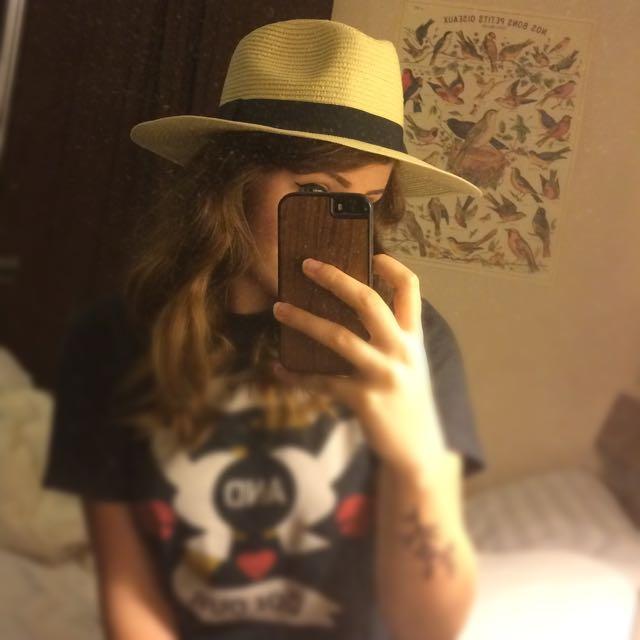 Cute Straw Summer Hat
