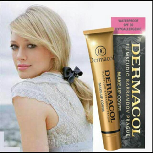 (Buy1take1 250) Dermacol Make Up Cover READ DESCRIPTION