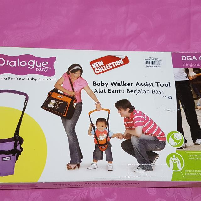 Dialogue Baby walker