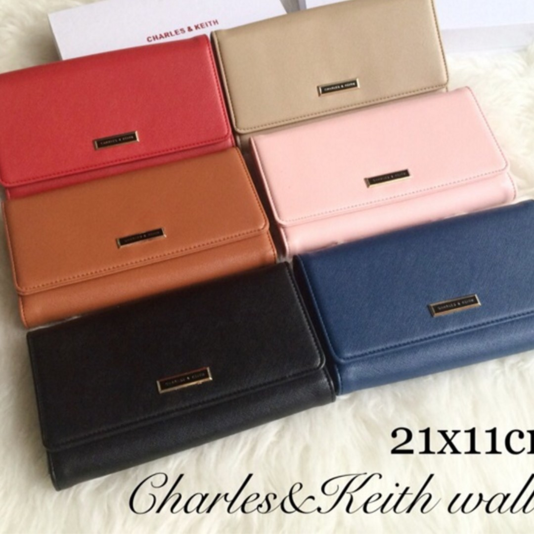 Dompet Wallet Charles & Keith