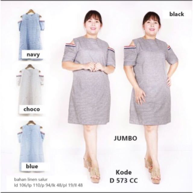 Dress Babol Dress Cut Out List Jumbo