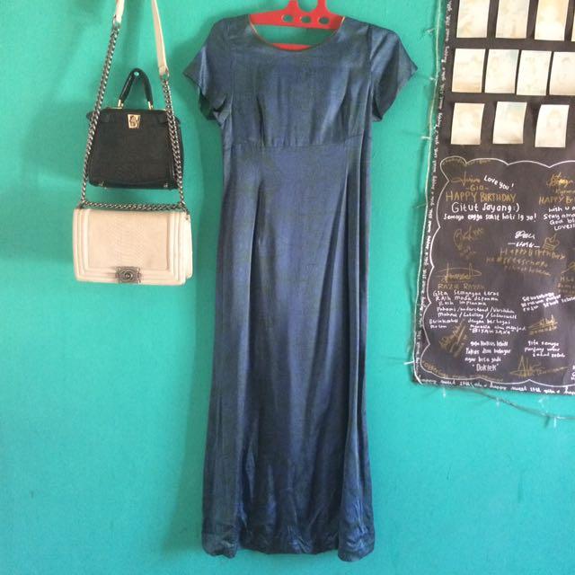 Dress Batik Sutra