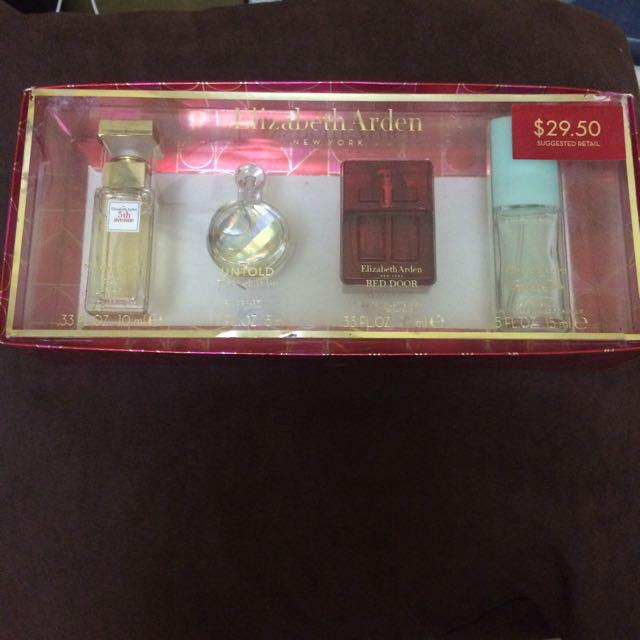 Elizabeth Arden Authentic Perfumes (repriced)