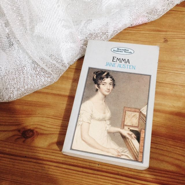 Emma Book By Jane Austen