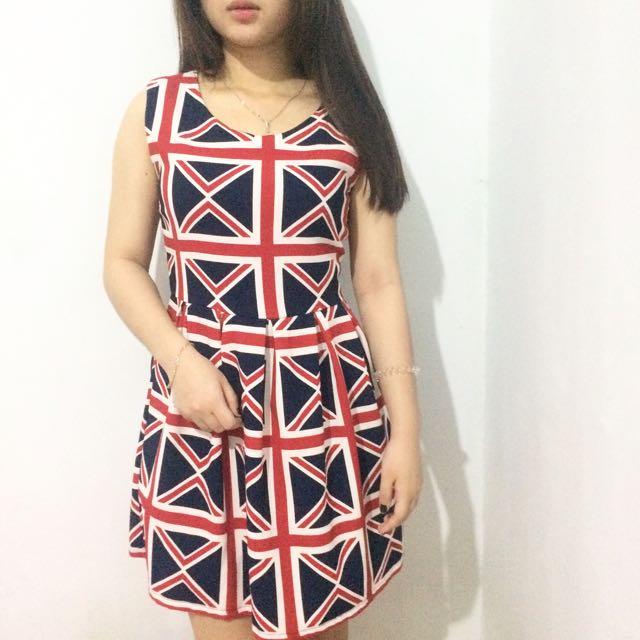 England Dress