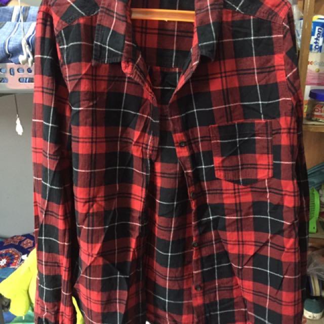 Forever 21 Flannel/jacket