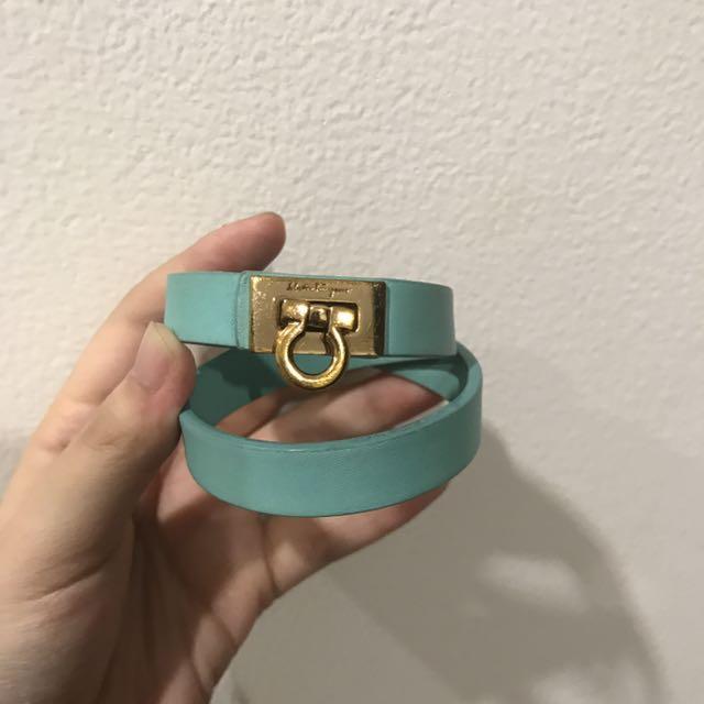 gancio bracelet salvatore ferragamo ORIGINAL
