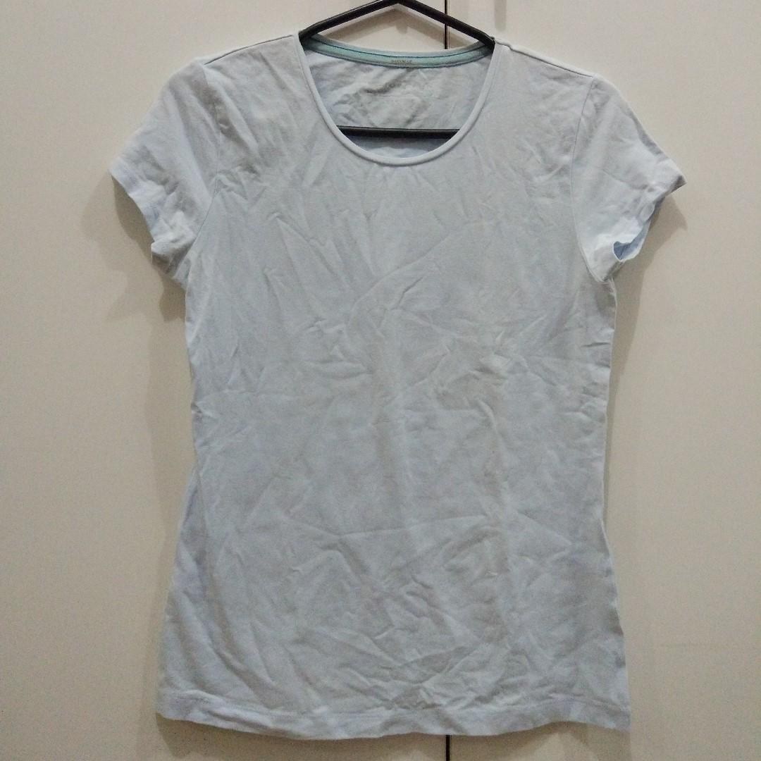 Giordano Light Blue Shirt