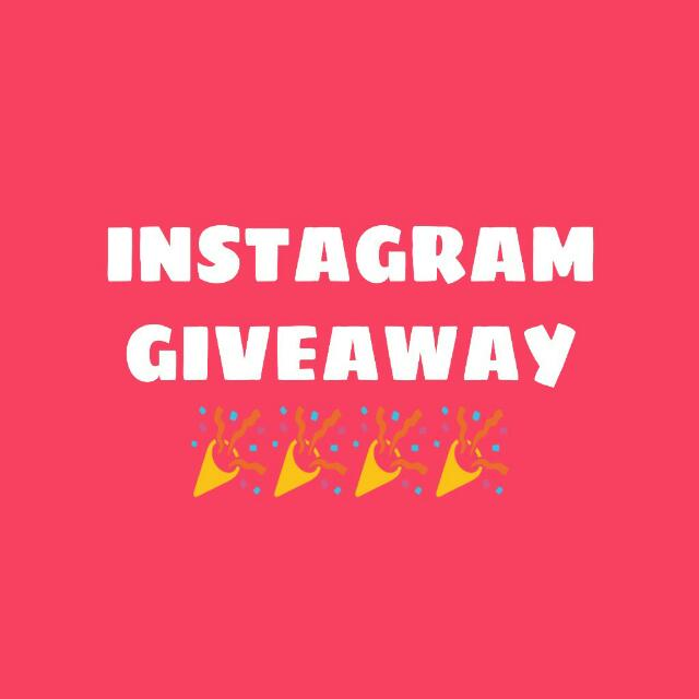GIVEAWAY !!!!