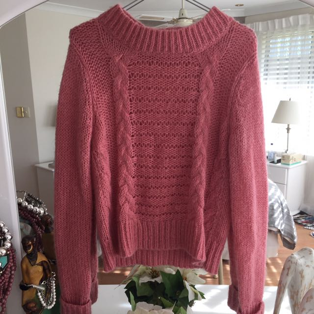 Gorgeous Pink Portmans Knit