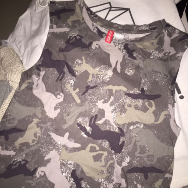 H & M Muscle Tee (authentic)