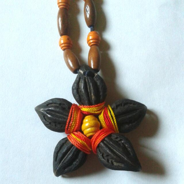 Handmade Necklace From Mexico